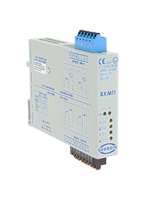 Converter for 4-20mA transmitters - BXNT/BXNTI series Rail Mount